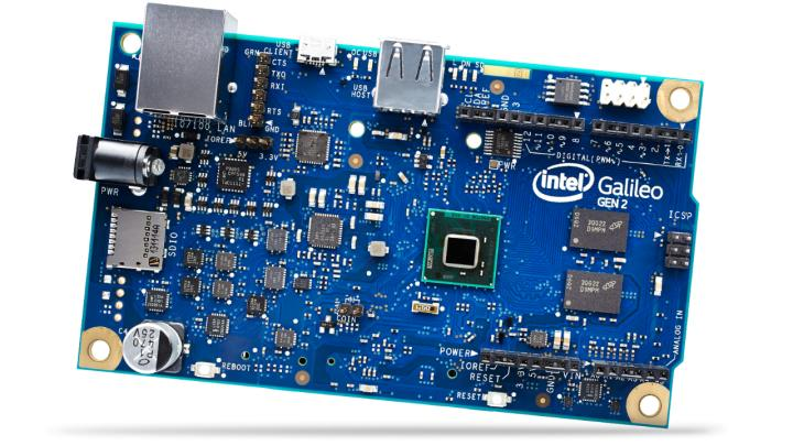 Intel Galileo vs Edison