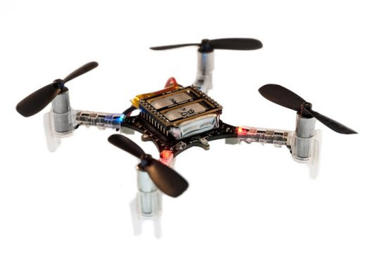 The Crazyflie 2.0 Nano Quadcopter by Bitcraze