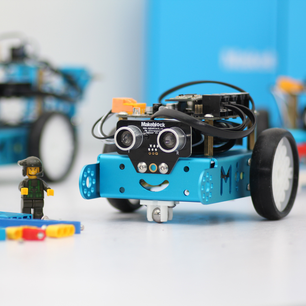 Makeblock Robot kits – introduction