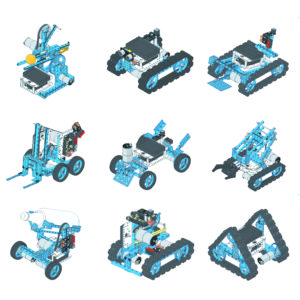 Ultimate robot kit makeblock