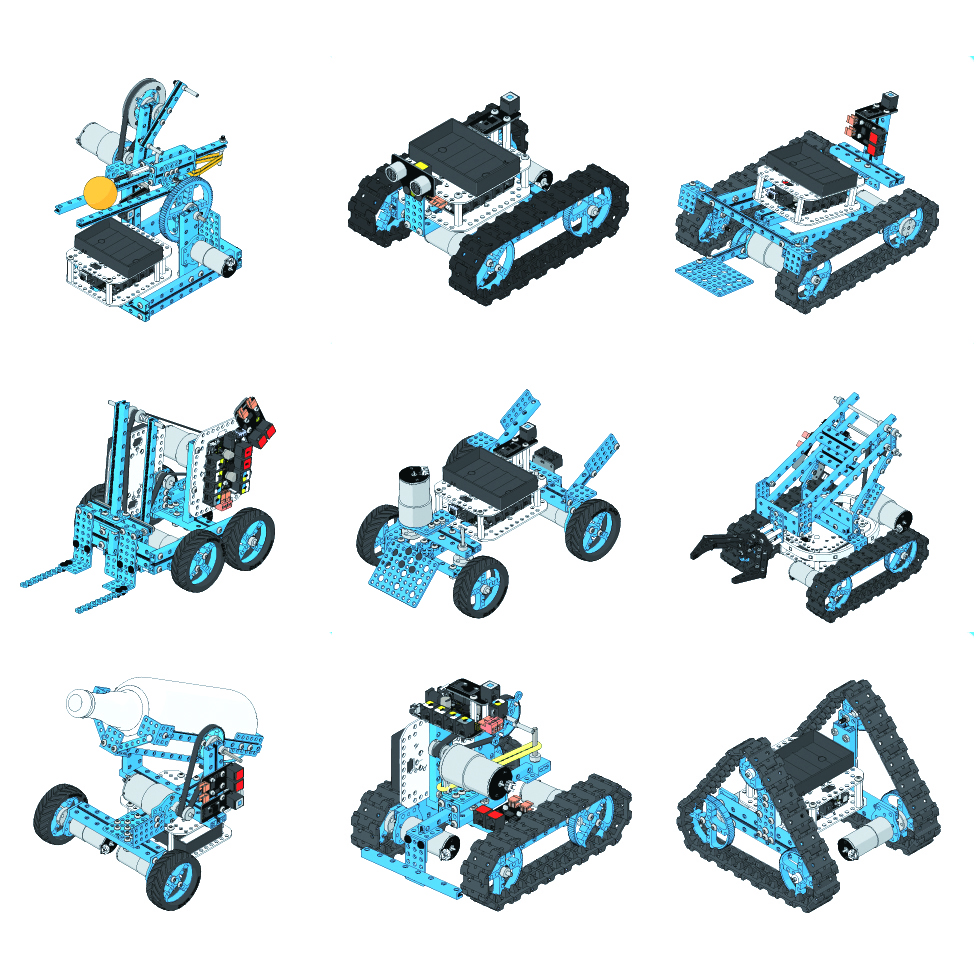 Makeblock Robot Construction Kits