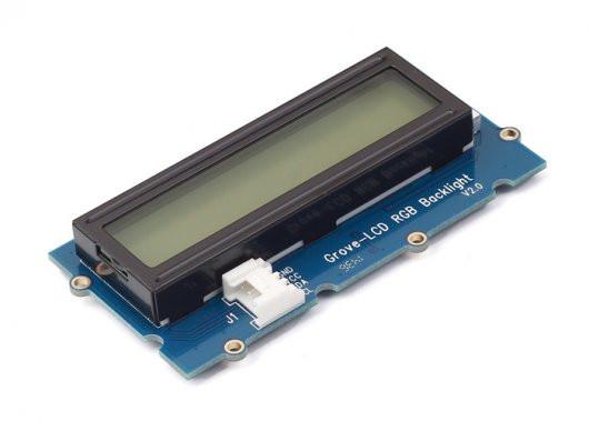 Grove – LCD RGB Backlight