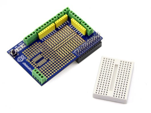 Prototype Shield for Raspberry Pi