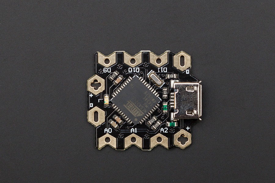 Gravity: Digital Microwave Sensor (Motion Detection)