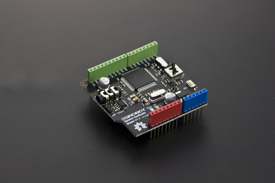 Speech Synthesis Shield for Arduino