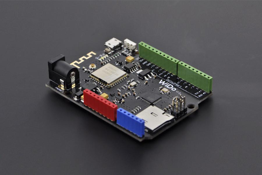 WiDo - Open Source IoT Node