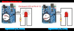 Understanding Arduino Sketch - Blink LED - Pakronics